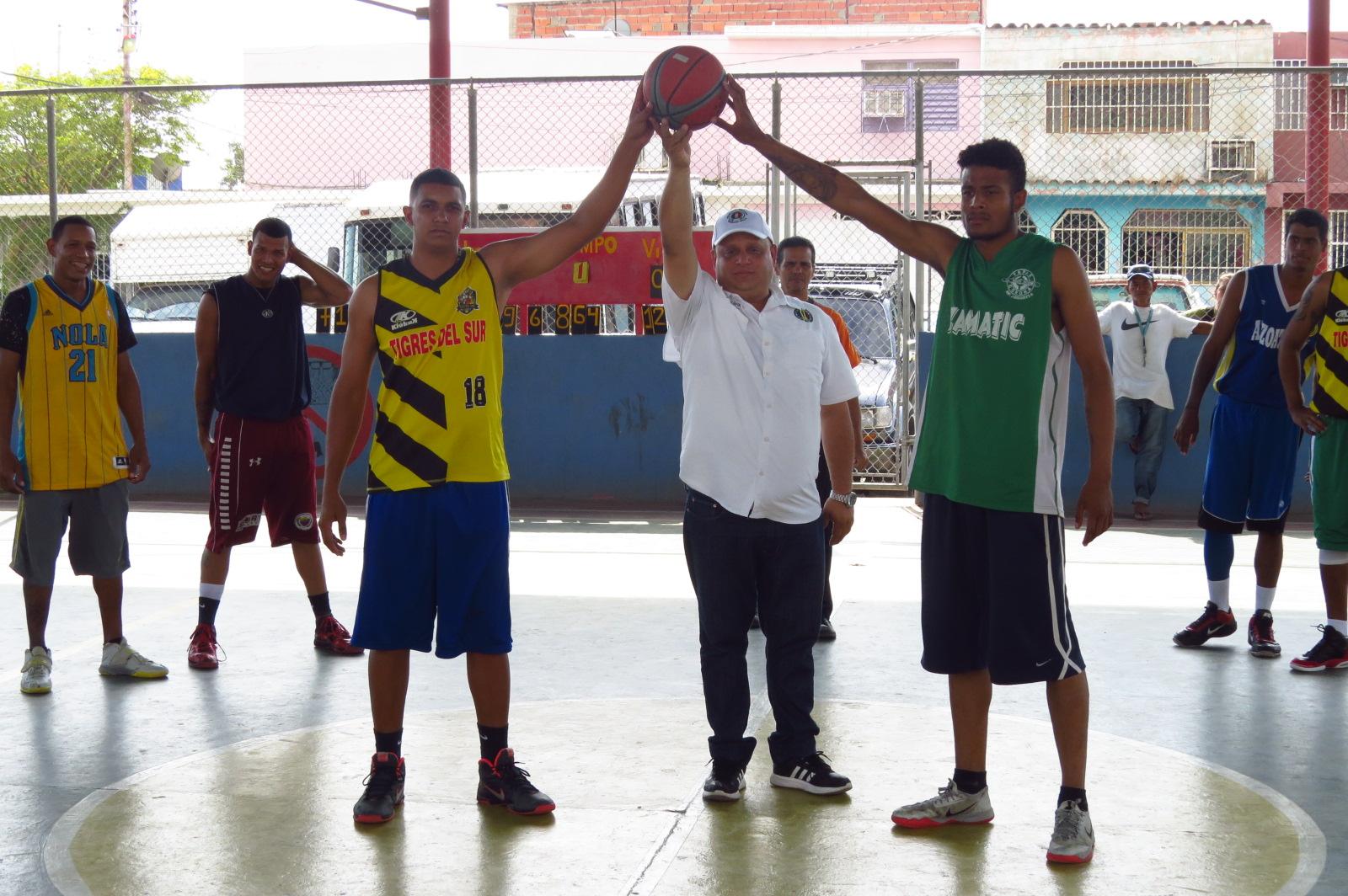 Wilsón se tituló  en cuadrangular  de baloncesto