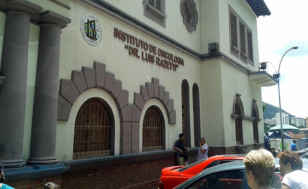 Denunciaron cierre técnico del Hospital Luis Razetti Caracas
