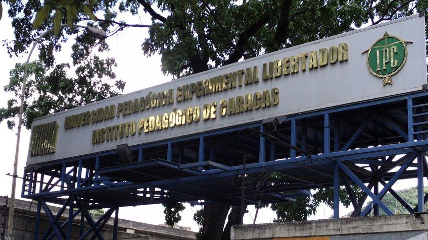Denunciaron que presupuesto de la UPEL es insuficiente