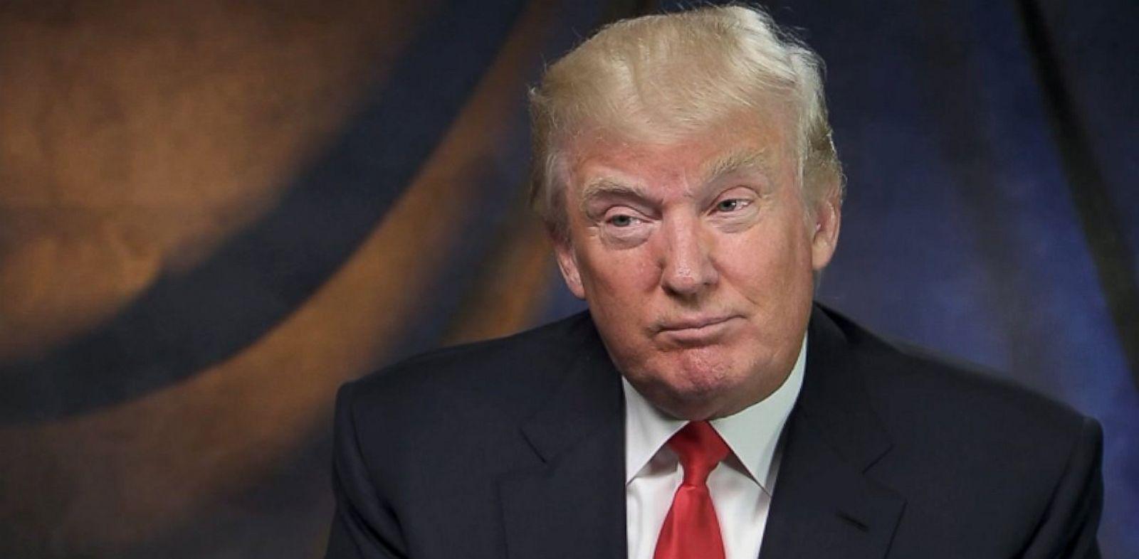 Donald Trump publica lista de inmigrantes con antecedentes penales