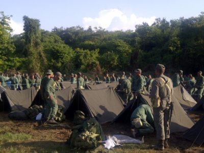 123 soldados venezolanos salieron de territorio colombiano