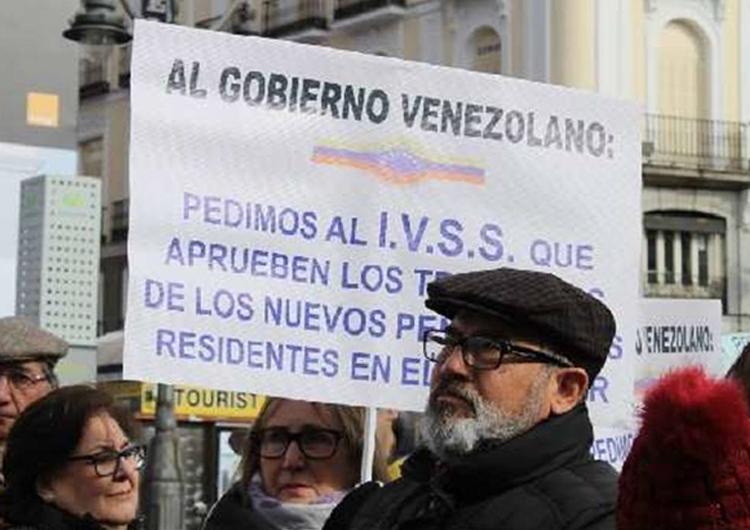 Gobierno le debe a pensionados en el exterior
