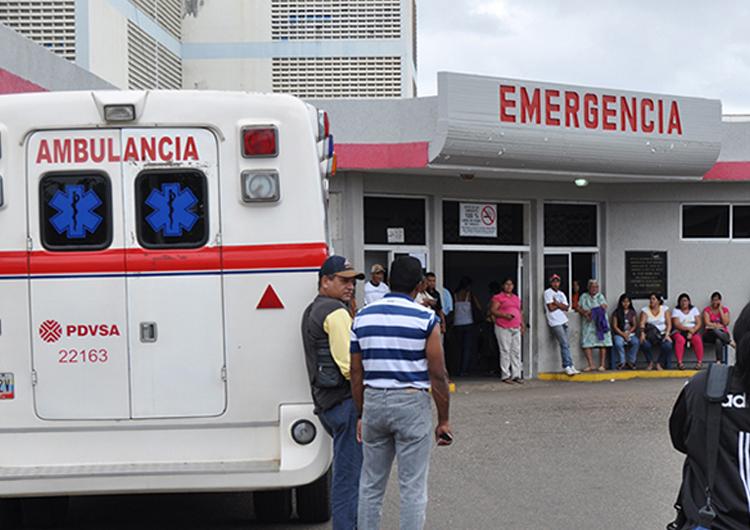 Bebé sufrió lesiones cuando su madre participaba en robo