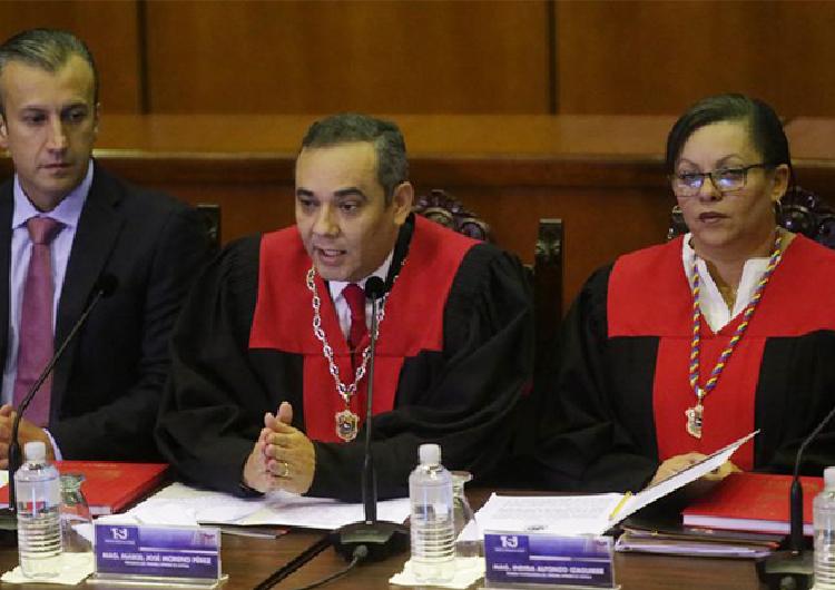 Moreno: TSJ no ha despojado de sus tareas al Parlamento