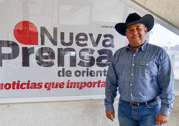 Guillermo Betancourt prepara su tercer trabajo discográfico