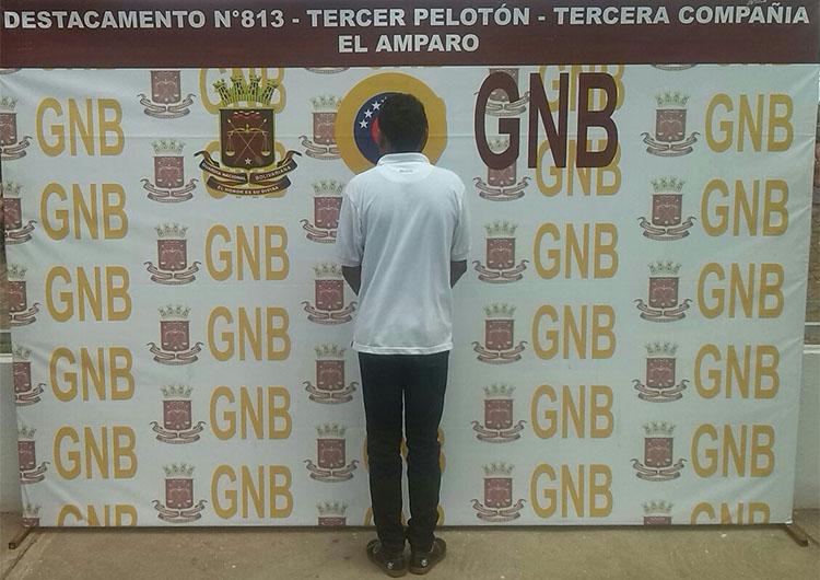 GNB capturó a tres sujetos solicitados en distintos procedimientos