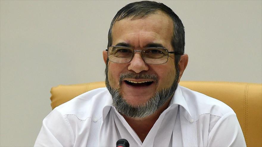 Las FARC manifiestan su apoyo a Maduro