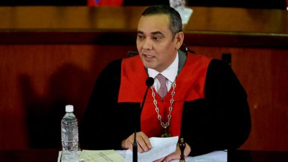 Maikel Moreno: TSJ no ha disuelto ni ha despojado de sus funciones al Parlamento