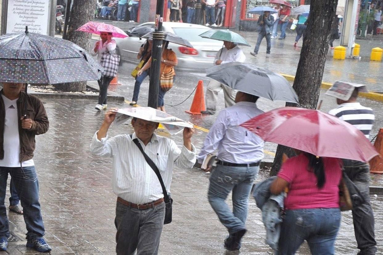 PC activa número de emergencia por las lluvias