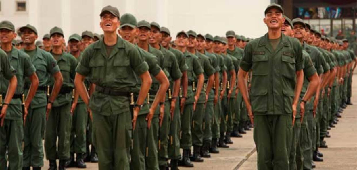 Maduro pide demandar a opositores que acusen de «barbaridades» a  fuerzas de seguridad