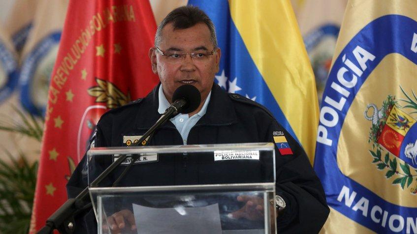 Reverol aseguró que asesinato de Paola Ramírez fue planificado