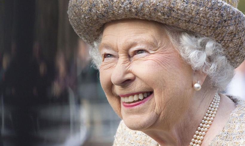 91 años cumplió  la Reina Isabel II