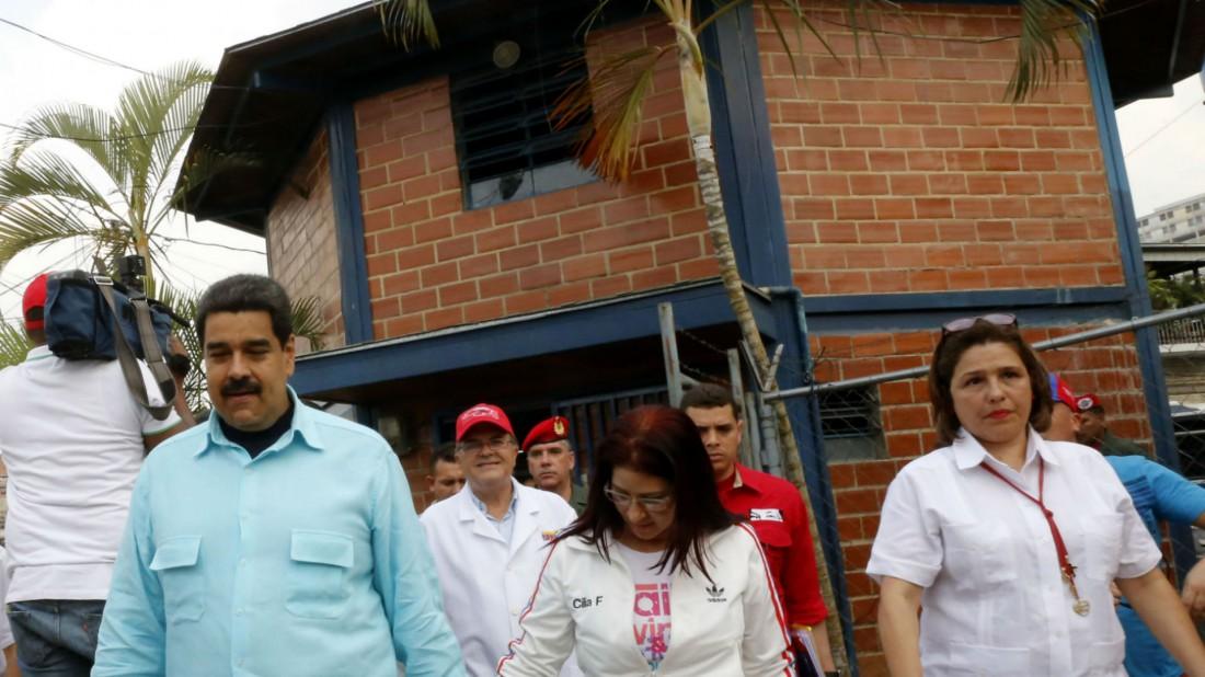 Maduro: Misión Barrio Adentro abarca 20 estados del país