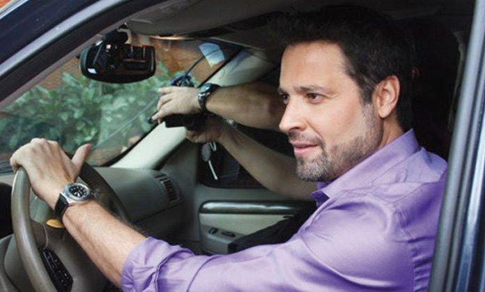 Álamo pasó de actor de  telenovelas a chofer en Miami