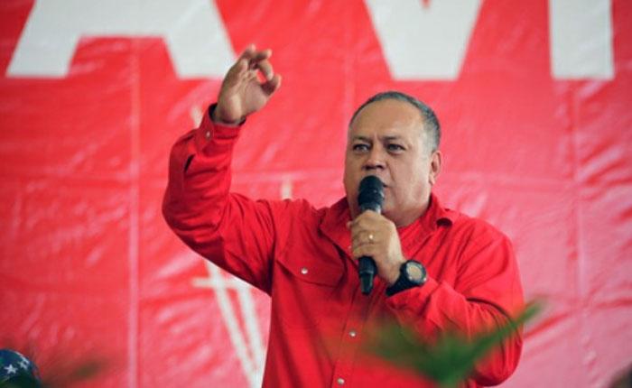 Cabello aseguró que no había guardias en el lugar donde murió Juan Pernalete