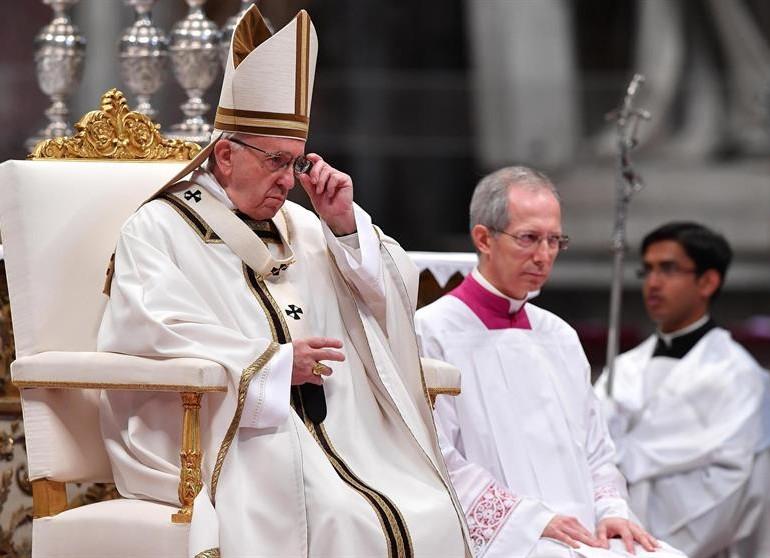 El papa Francisco advierte de una «Tercera Guerra Mundial»