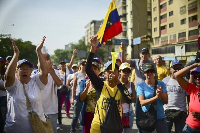 Denunciaron 1365 detenidos durante protestas en 19 días