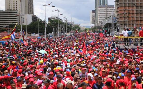PSUV conmemorará 11 de abril con concentraciones