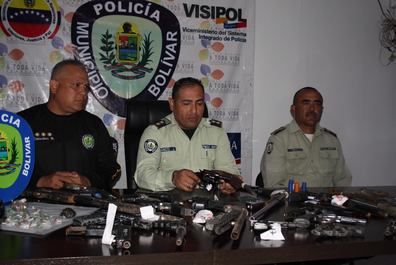 En 22 % se redujeron los índices de asesinato en Barcelona  según balances de Polibolívar