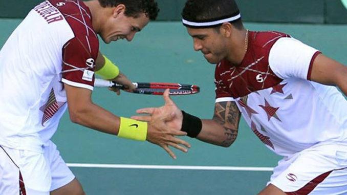 Venezuela clasificó a la final del Grupo II americano en Copa Davis