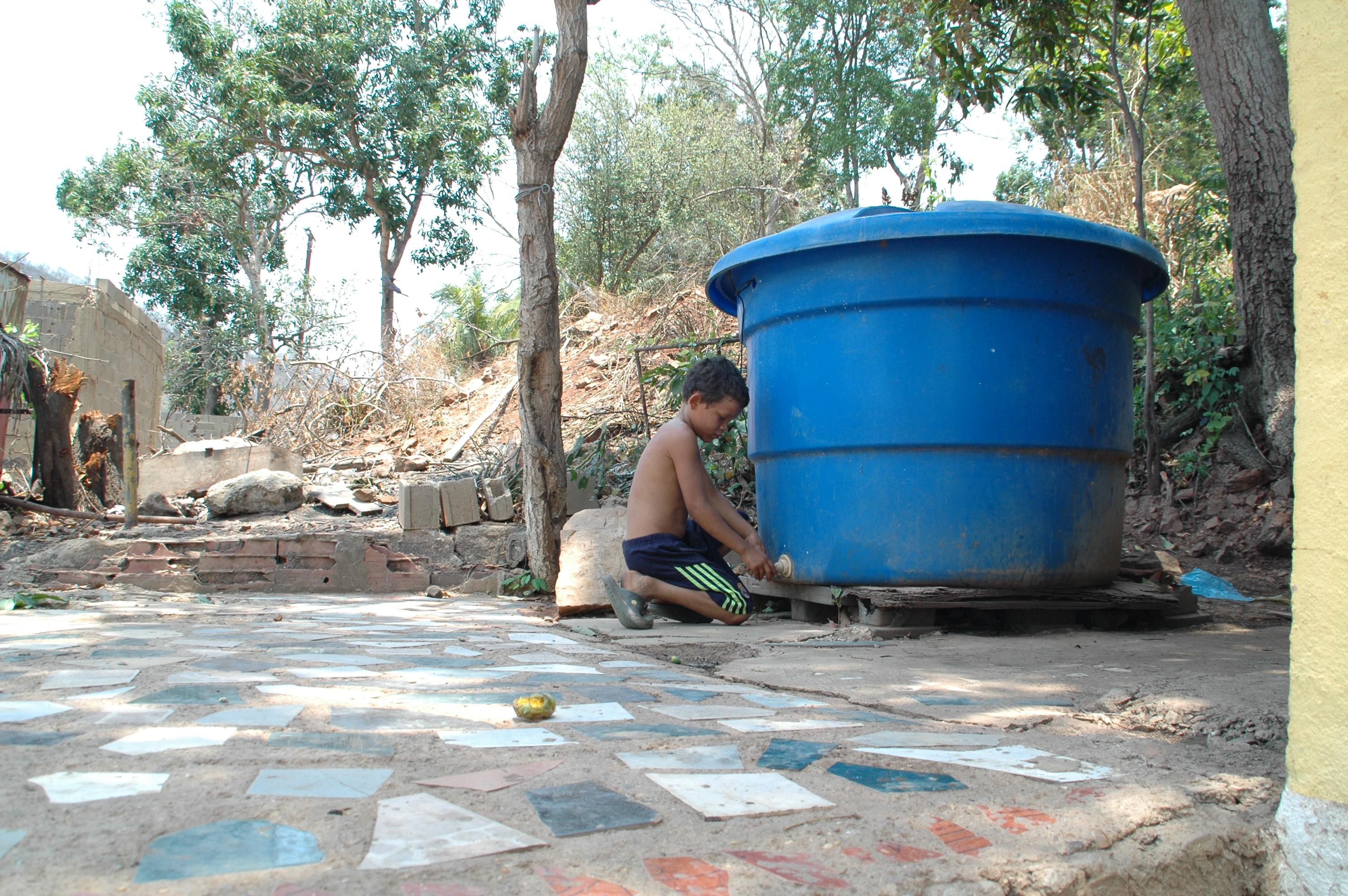 EN el sector Ojo de Agua denuncian robos frecuentes
