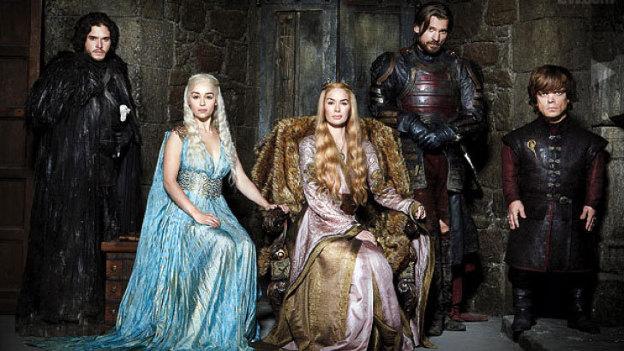 Actores de «Game of Thrones» piden aumento
