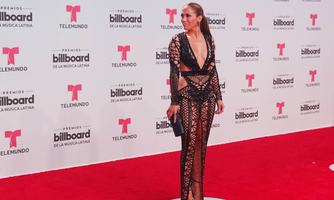 JLo estrenó canción en español durante los Latin Billboard