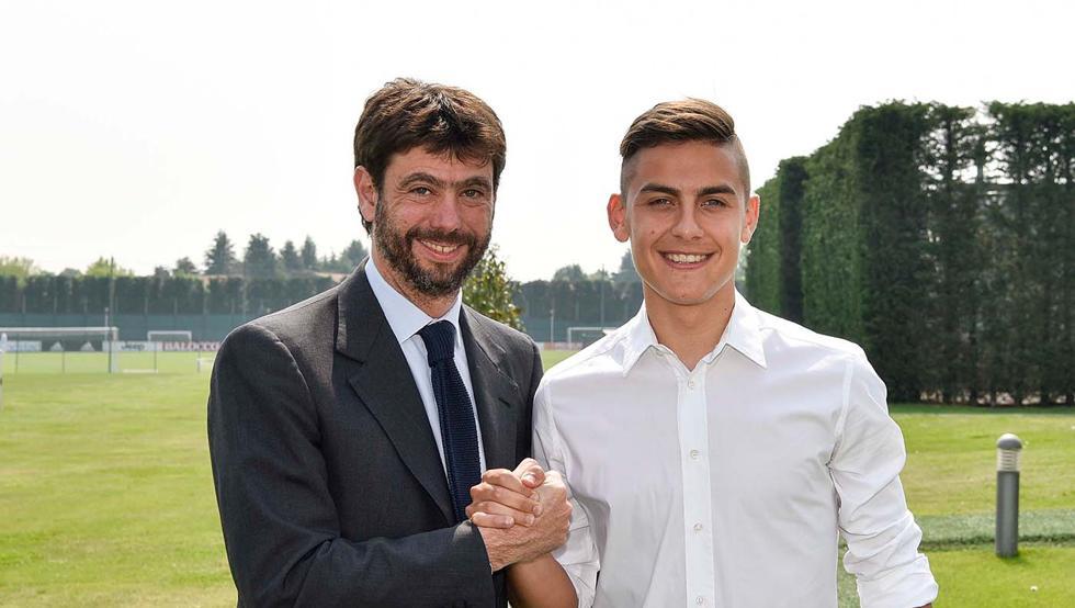 "Juventus renovó a su ""joya"""