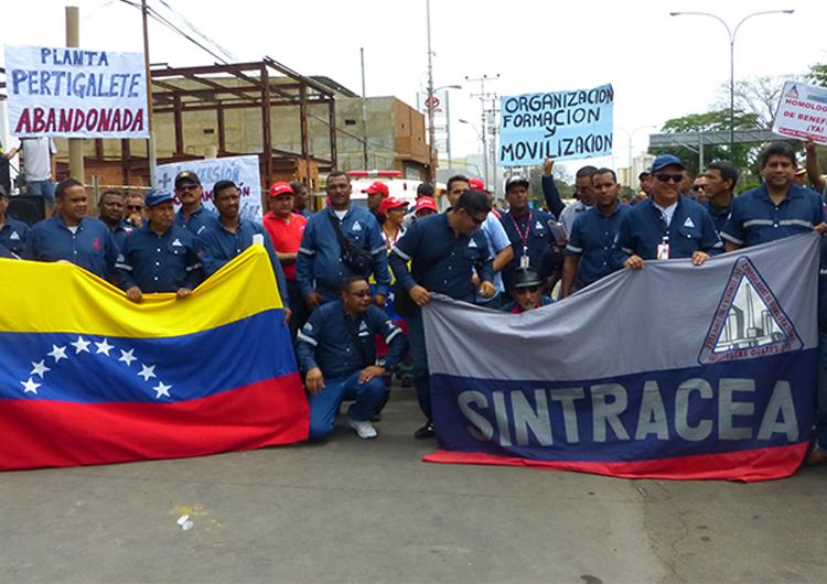 Trabajadores independientes llegaron al Ministerio Público