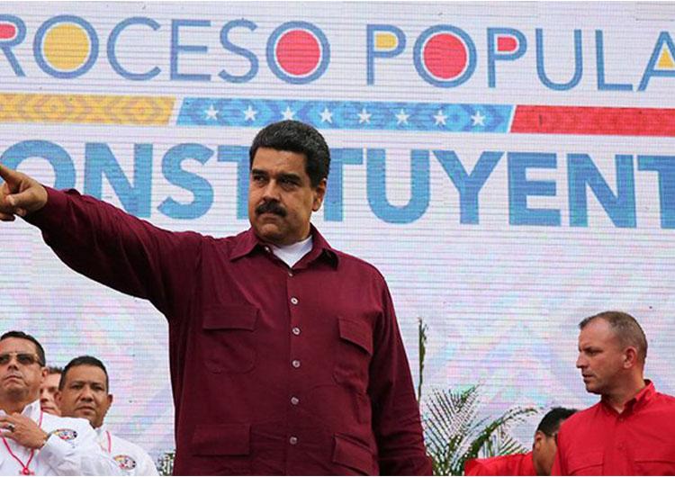 Maduro activó la Constituyente Económica