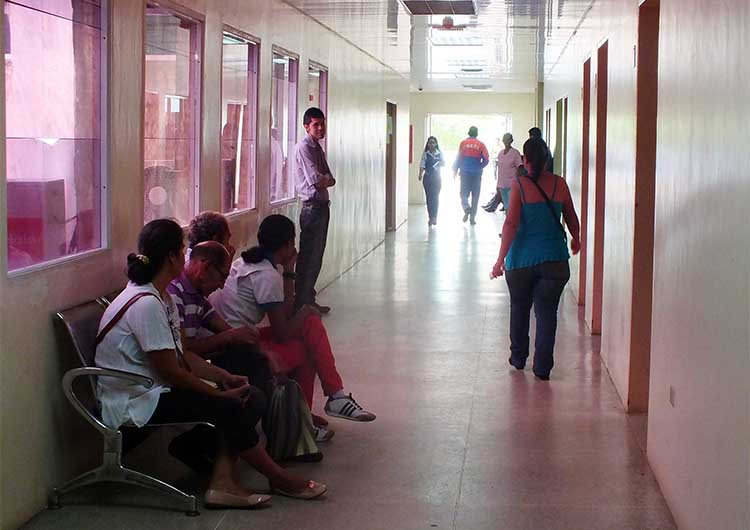 Médicos del hospital de Cantaura rechazan cambios