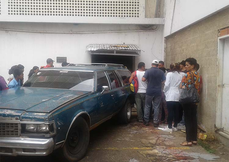 Acribillaron en El Tigre a presidente de la FCU