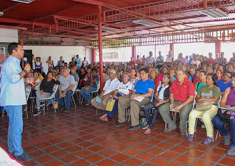 PSUV comenzó proceso de difusión de la AN Constituyente