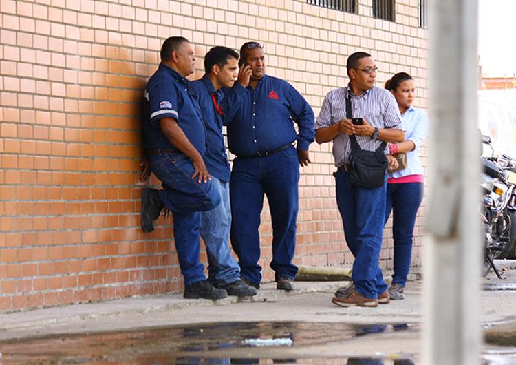 Murieron arrollados dos trabajadores en Los Potocos