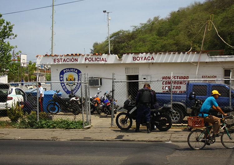 Se fugaron tres reos del CCP Boyacá en Barcelona