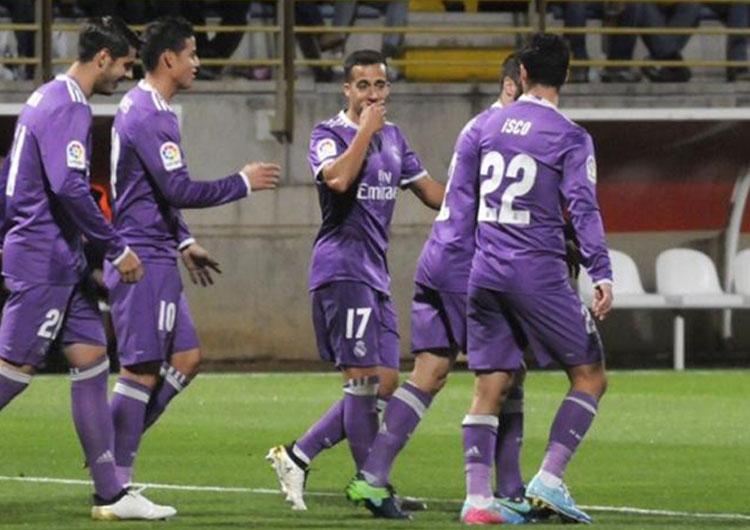 Real Madrid vestirá de morado en la final