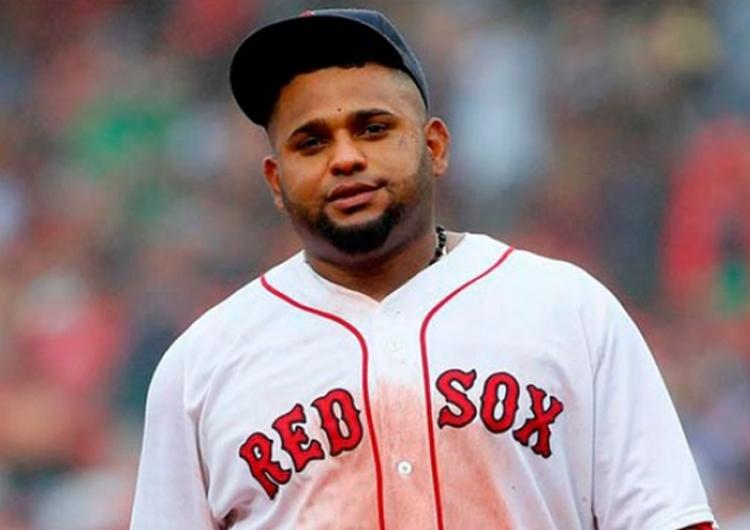 Sandoval retorna a la acción con Boston