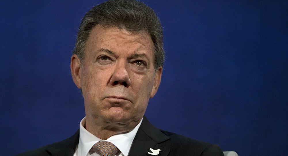 Santos: Es muy grave para Colombia la inestabilidad de Venezuela