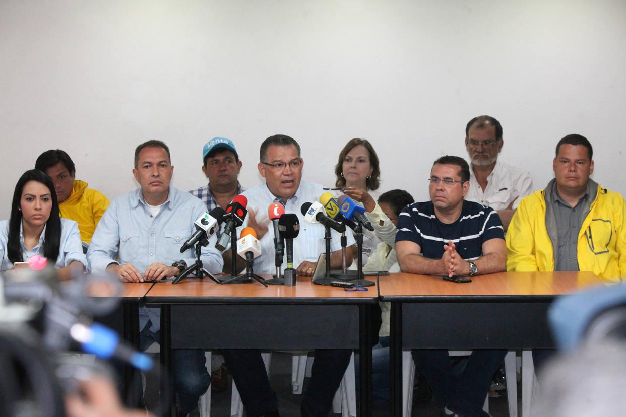 MUD no asistirá a Miraflores