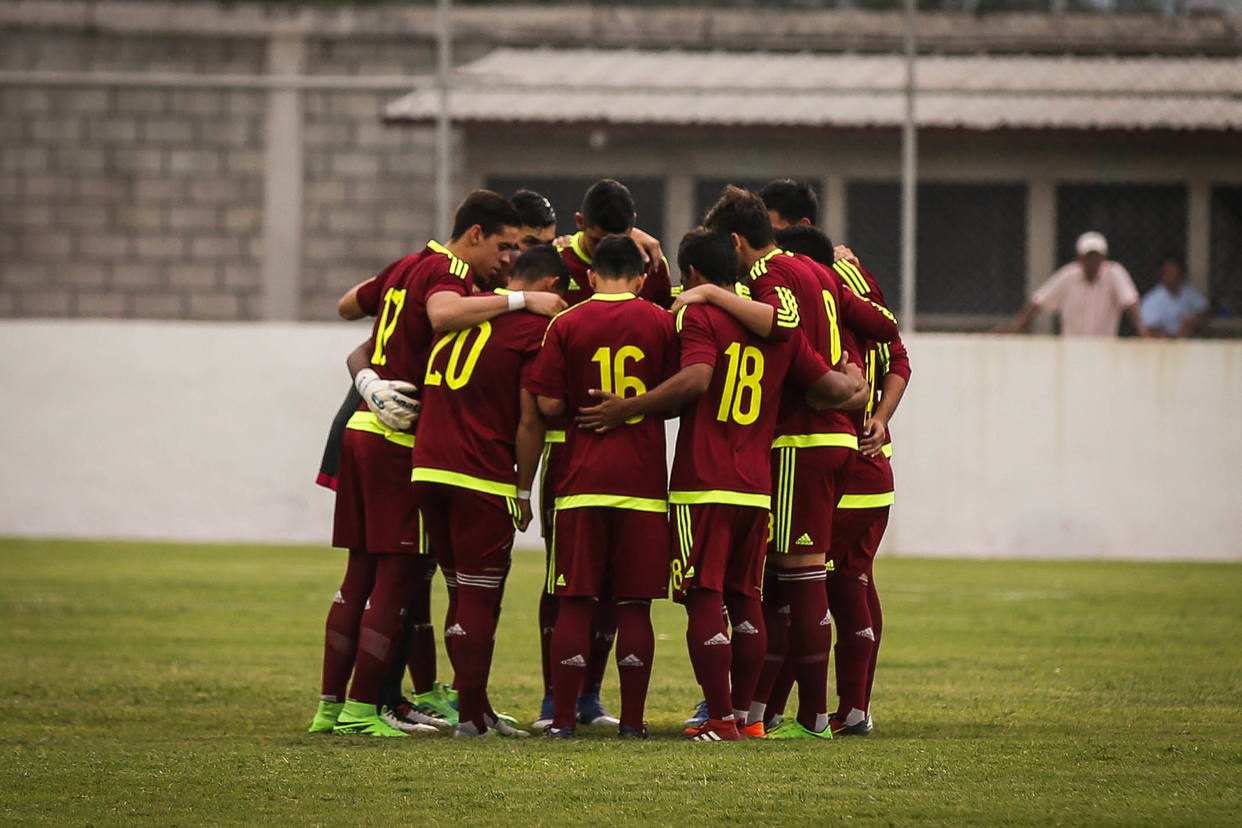 Venezuela y Alemania inauguran Mundial de Fútbol Sub 20