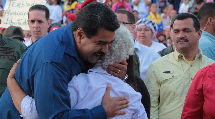 Presidente felicitó a las madres venezolanas