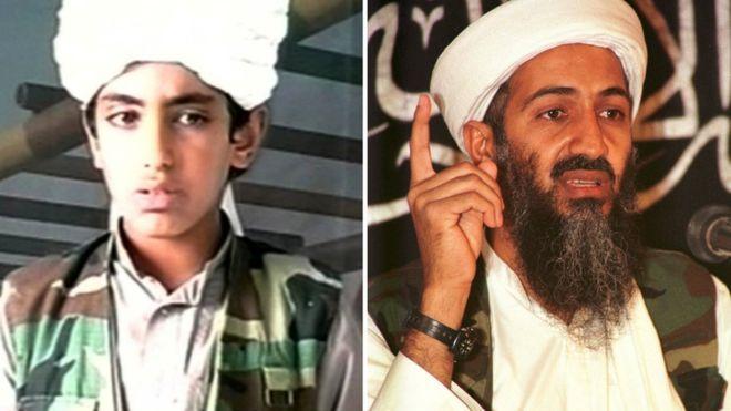 Hijo de Osama Bin Laden será el nuevo líder de Al Qaeda