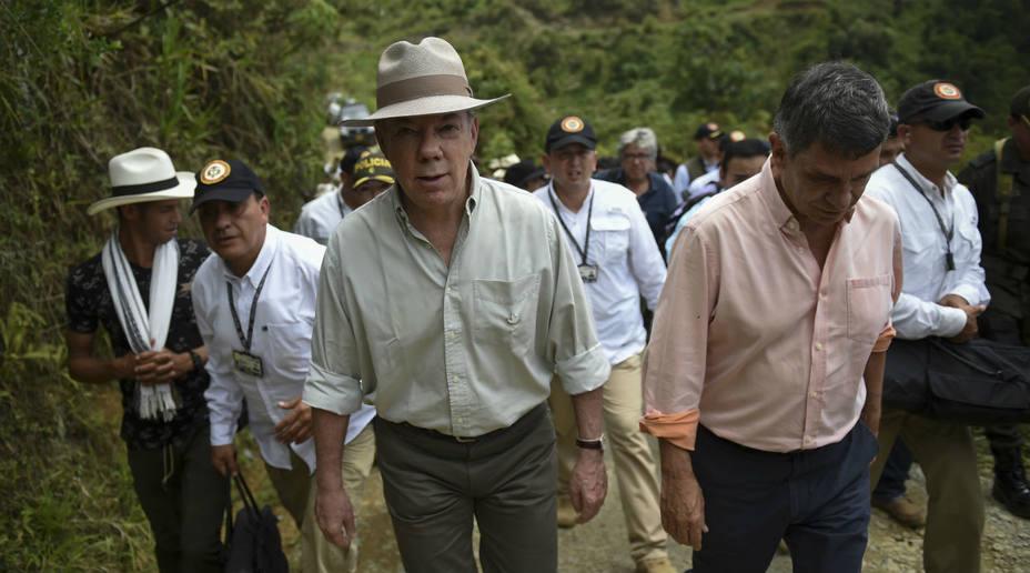 Santos dice que su viaje a EE.UU. será «clave»