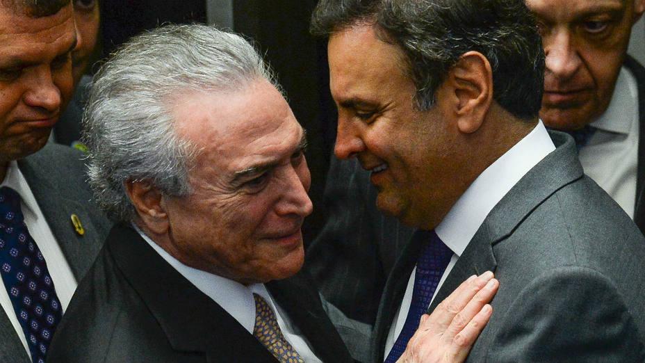 Oposición exigió la renuncia de Michel Temer
