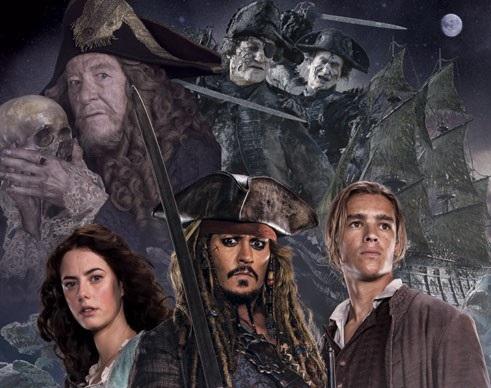 Estrenaron «Piratas  del Caribe 5»