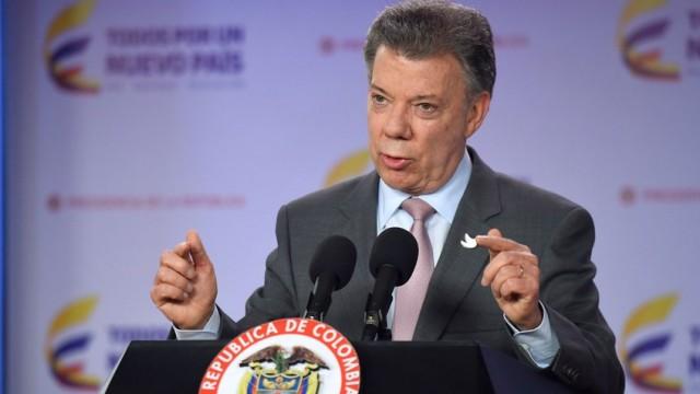 Santos visitará EEUU para agradecer su respaldo a la paz en Colombia