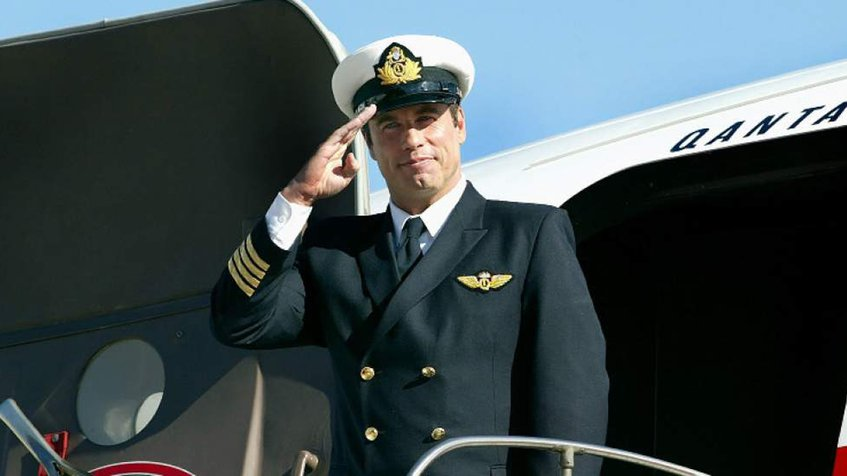 John Travolta donó su avión a un museo en Australia