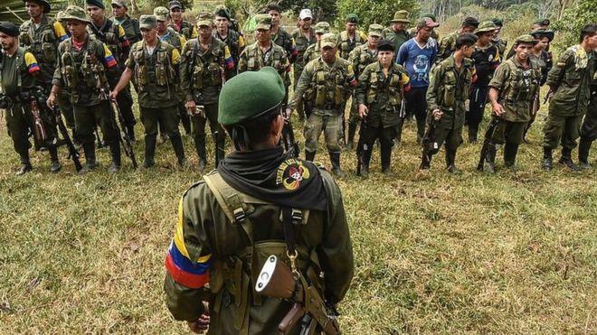 FARC alegó que necesita por lo menos dos meses más para concluir la  entrega de armas