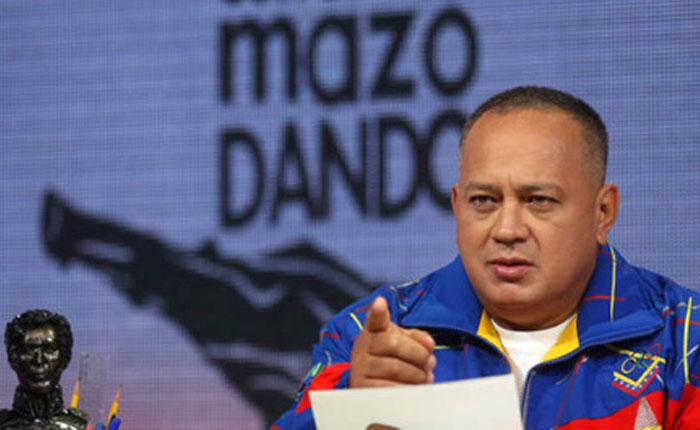 Cabello asegura que la Asamblea Nacional Constituyente está próxima a realizarse