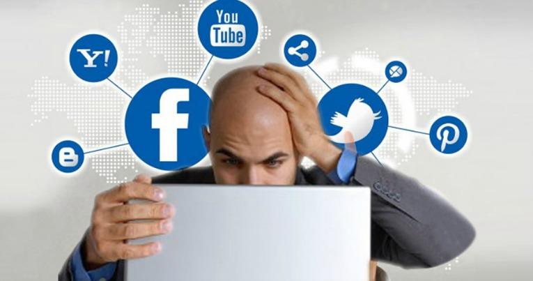 Efectos de las cinco mayores redes sociales en la mente